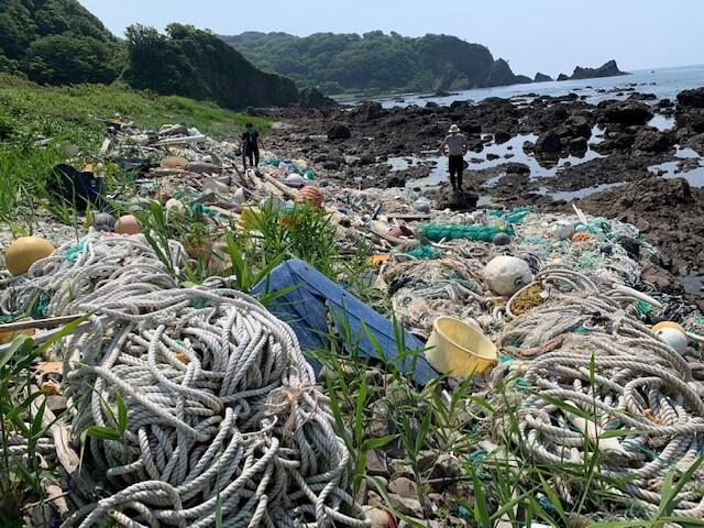 日本の海洋ごみの現状