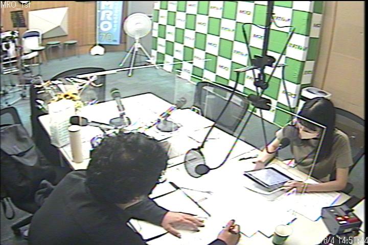 スタジオカメラ